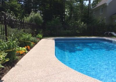 revetement expoxy contour de piscine tring jonction