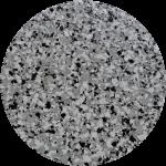 Plancher d'époxy couleur Granite